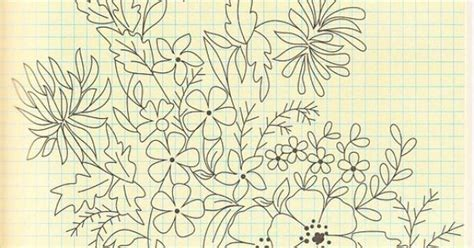zookeeper design pattern adorable floral outline for wood panel project print