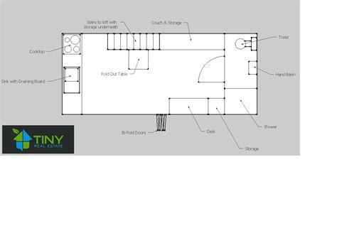 tiny house floorplan tiny house floorplan 187 tiny real estate