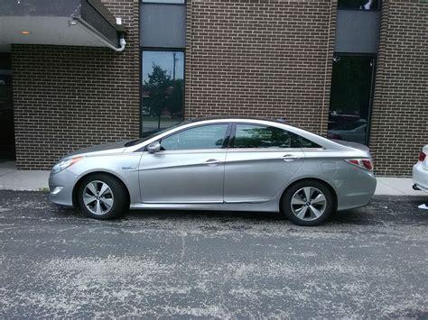 Hyundai Des Plaines by 2012 Hyundai Sonata Hybrid Sale By Owner In Des Plaines