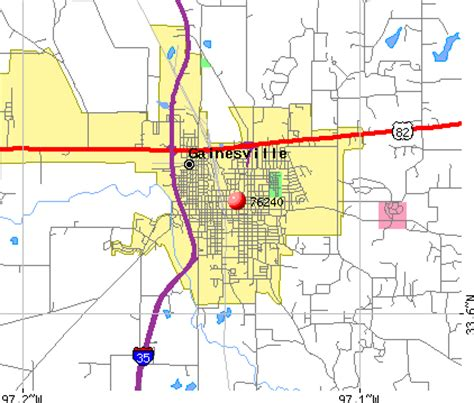 map of gainesville texas gainesville va zip code map my