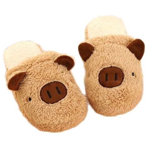 pig house shoes men women couple winter pig indoor house slippers anti slip home warm shoes gift ebay