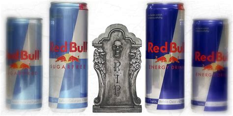 energy drink overdose by bull