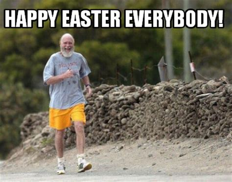 Happy Easter Meme - meme creator happy easter everybody meme generator at