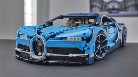 Bugatti Kit by 2018 Bugatti Chiron Lego Technic Kit Is Amazingly Detailed