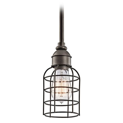 Kichler Mini Pendant Lights Kichler Mini Pendant Light 42308oz Destination Lighting