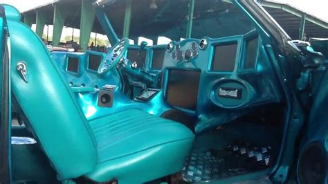 teal donk   fiberglass  youtube