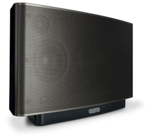 sonos zoneplayer s5 now in black avrev