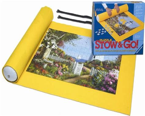 Puzzle Storage Mat by Jigsaw Puzzle Mats Simply Easy Storage For Small And