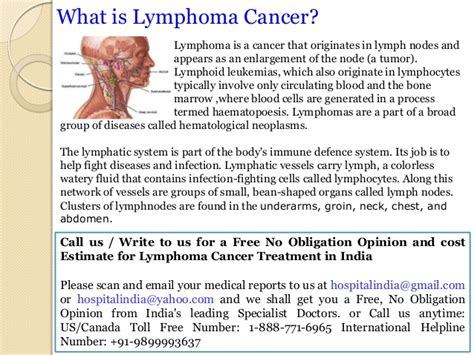 lymphoma treatment cost lymphoma cancer treatment in india
