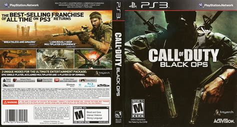 Ps3 Call Of Duty Black Ops Reg 4 blus30591 call of duty black ops