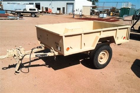 military truck bed m101 military trailer box photo 64844390 1990 dodge