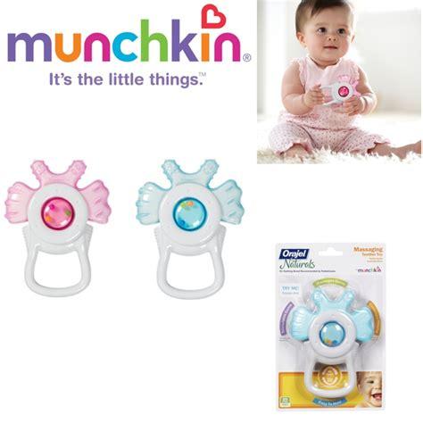 Munchkin Teether Baby Murah munchkin baby stimulate gum development vibrating teether sustuu
