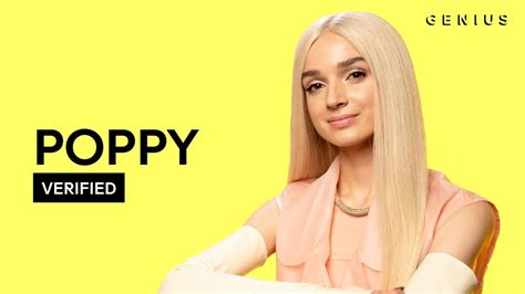 poppy time is up poppy quot time is up quot official lyrics meaning verified