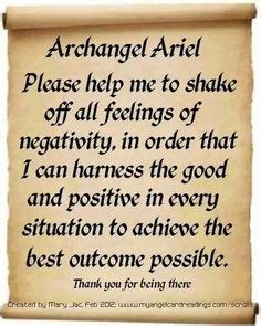 angel stories commonly shared facts  archangel ariel