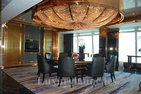 Chandelier Jewelry The Ritz Carlton Hong Kong Presidential Suite A Sneak