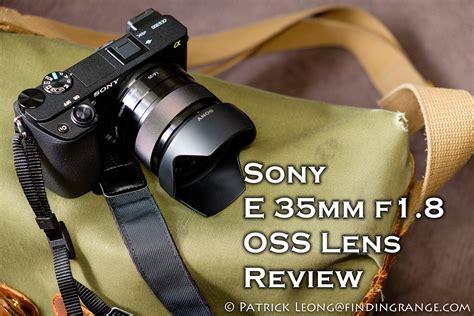 Sony Lens 35mm F1 8 Oss sony e 35mm f1 8 oss lens review