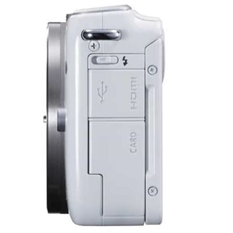 canon system canon eos m10 compact system only white