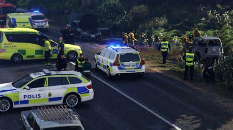mod gta 5 xbox 360 police swedish police gta5 mods com