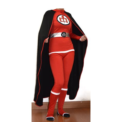The Greatest American Costume Greatest American Costume And Cape Suit Spandex New Ebay