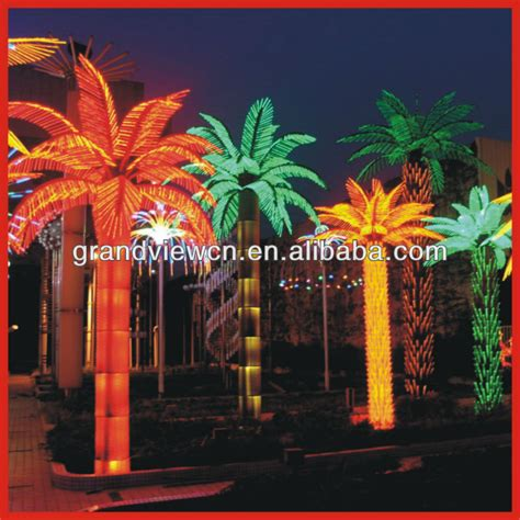 Outdoor Light Up Palm Tree Light Up Palm Tree Outdoor
