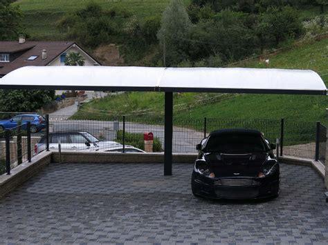 carport ma 223 e carport karibu eco doppelcarport 1 2 rundb - Autounterstand Masse
