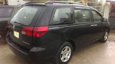 toyota sienna europe 2005 toyota sienna europe spec no tint for sale 1m phc