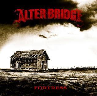 Kaos Alter Brige Blackbird Fortress Cover Album fortress alter bridge album