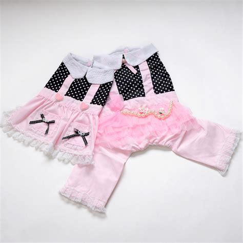 puppy clothes clothes puppy pink lace dress and pet clothing and pet