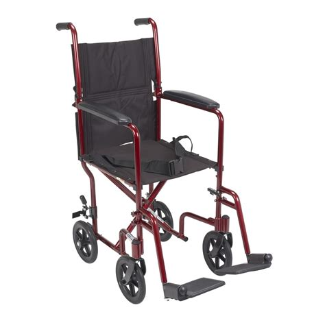 tc1 atc17 rd lightweight transport wheelchair 822383133591