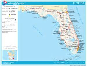 florida state road map qizahula free map software