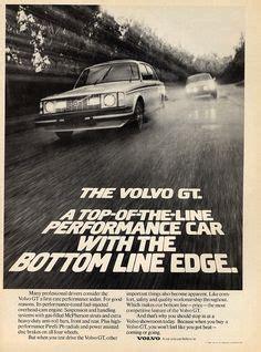 volvo car ads images volvo ad antique cars vintage ads