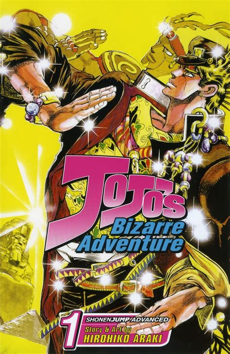 libro jojos bizarre adventure 05 viz media reprinting jojo s bizarre adventure part 3 manga capsule computers