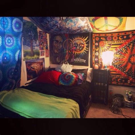 Trippy Bedrooms by Dope Rooms
