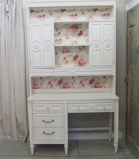 vintage white desk with hutch the s catalog of ideas