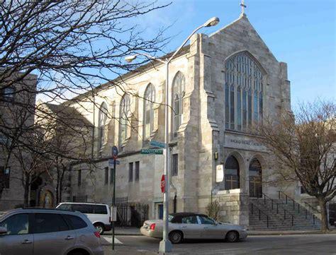 Lovely Catholic Churches In New York City #6: SacredHeartExt.jpg