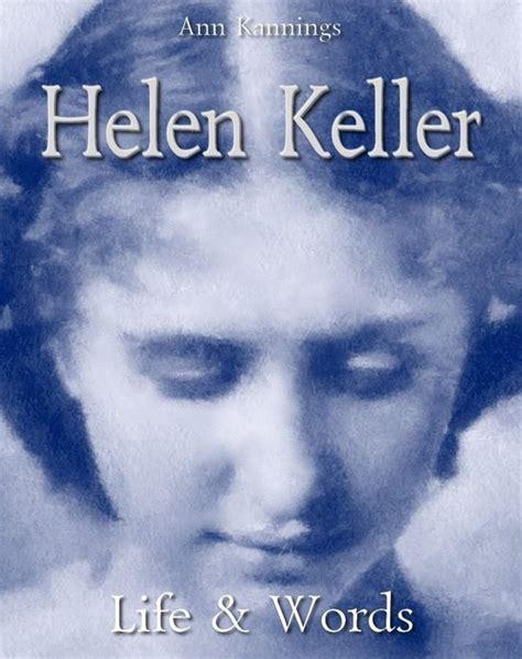 biography of helen keller in 100 words bol com helen keller life words ebook adobe epub