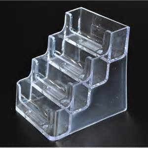 tiered business card holder 4 tier business card holder shopfittings store