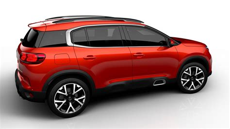 Citroen C5 by 2018 Citroen C5 Aircross Officially Revealed Gets
