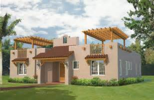 Southwest Style Homes by Belize Home Plans Construction And Building Information