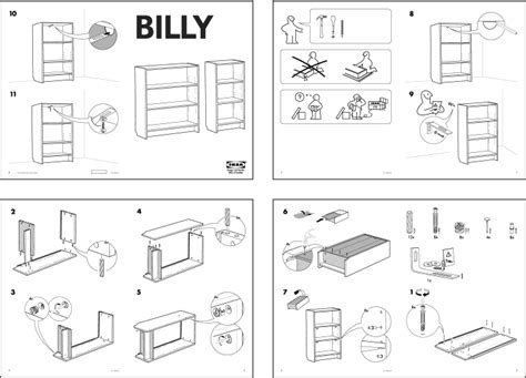 Billy Regal Anleitung by Billy Wird 30