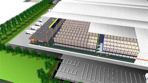 class warehouse layout and simulation class warehouse design and simulation software youtube