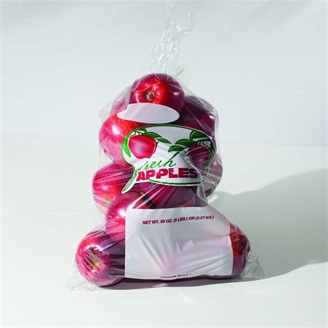 Poly Apple poly apple bags rockford package supply