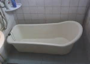 julie s bathtub enjoy your bath with portable bathtub