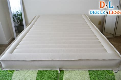 select comfort bed select comfort sleep number queen size air chamber for