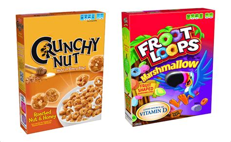 Home Design 3d Free by Custom Cereal Boxes Small Cereal Packaging Boxes
