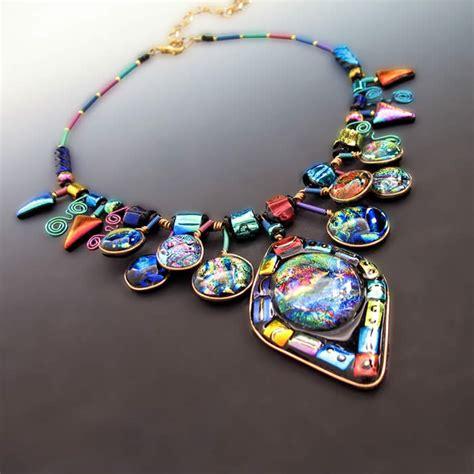 how to make glass jewelry sokol fused glass jewelry dichroic glass designer