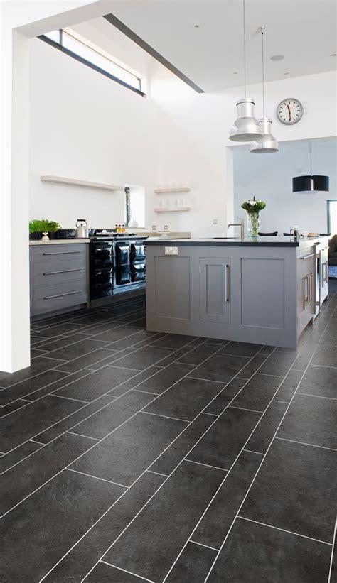 chic slate vinyl flooring kitchen 25 best ideas about