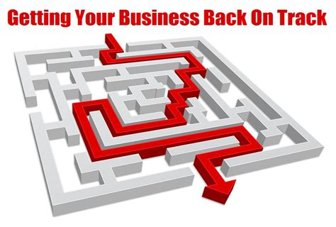 Get Your On Track by Getting Your Business Back On Track Goal Setting