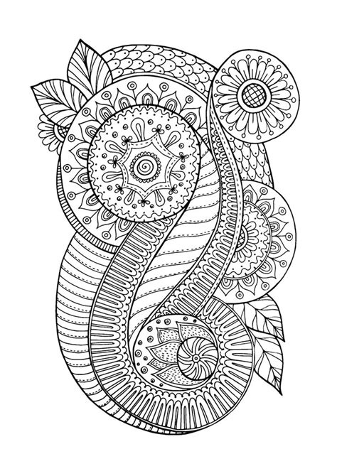 nature inspired coloring pages 265 best images about color me happy printable grown up