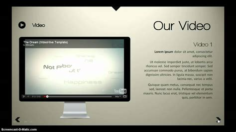interactive ppt template interactive powerpoint template